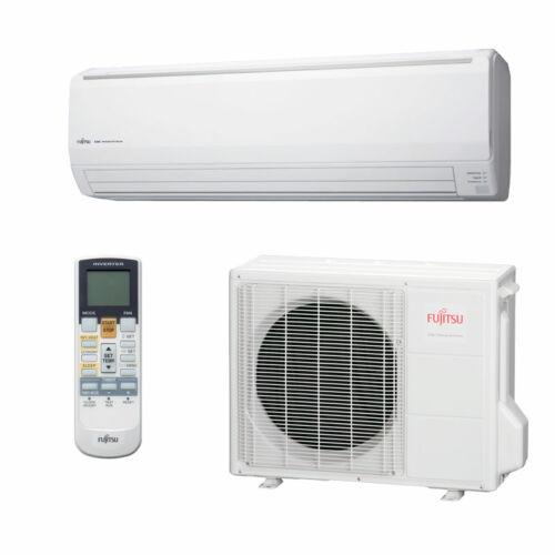 Fujitsu STANDARD oldalfali inverteres split klíma 5,2 kW - nagy helyiségekbe