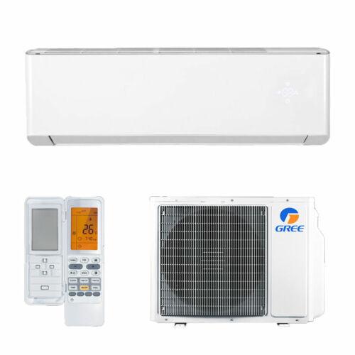 Gree Amber Royal inverteres - oldalfali split 2,7 kW klíma Wifivel