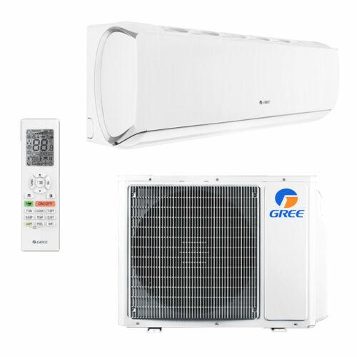 Gree G-Tech inverteres -oldalfali split 2,7 kW klíma WiFivel