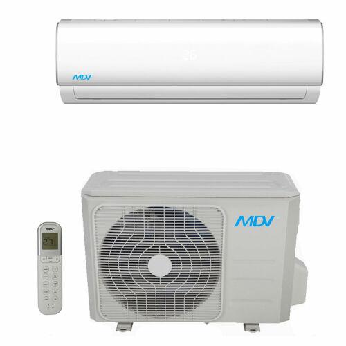 MDV RAG-035B-SP oldalfali inverteres split klíma, légkondicionáló 3,5 kW