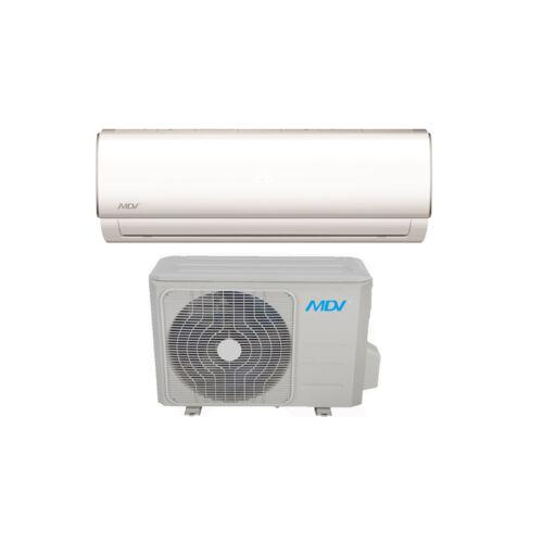 MDV RBM-035-SP oldalfali inverteres split klíma, légkondicionáló 3,5 kW