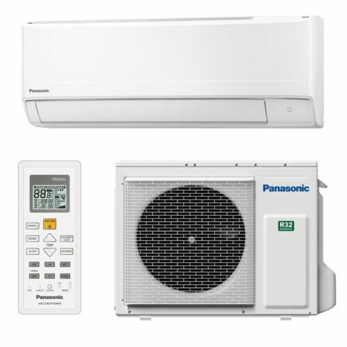 PANASONIC FZ CS-FZ60WKE/CU-FZ60WKE oldalfali split klíma 6kW