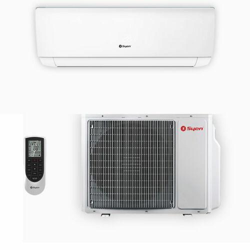 Syen Bora Plusz SOH12BO-E32DA4A-I/O 3,2 kW inverteres oldalfali klíma