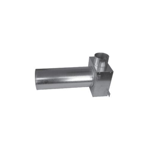 Cairox Flex 1 Csonkos szelepfogadó doboz - 1x75/125 mm - L:320 mm