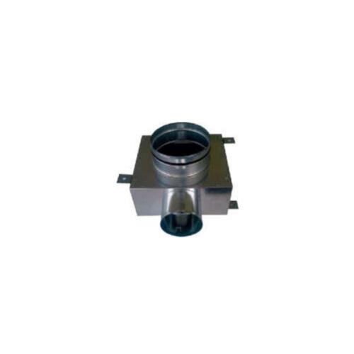 Cairox Flex 1 Csonkos szelepfogadó doboz - 1x75/125 mm