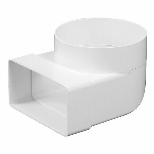 Awenta KP75-23 PVC függőleges átalakító idom 75X150 mm D=125 mm