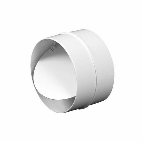 Awenta KO125-22 PVC csőtoldó visszacsapó szeleppel D:125 mm