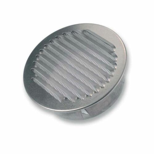 ATC BLR-O-R 100 Alumínium fix kör keresztmetszetű esővédő rács