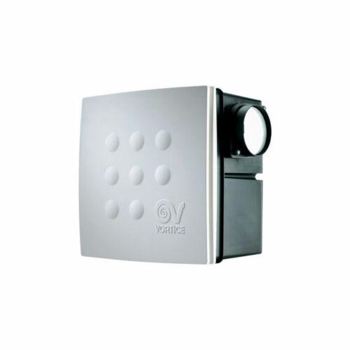 VORTICE Evo QE 100 LL T radiális ventilátor egység (előlappal)