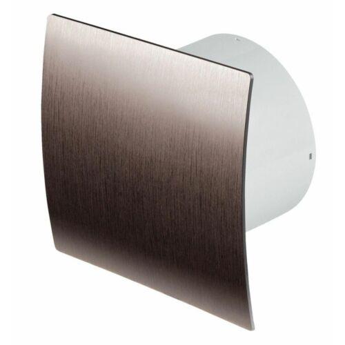 Awenta Escudo axiális ventilátor WES100T időzítős változat - ezüst