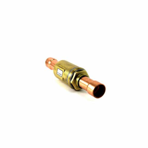REFRIGERA Visszacsapószelep 12mm - forraszos