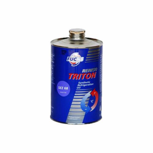 FUCHS Reniso Triton SEZ 68 Szintetikus hűtőgép olaj 1 Liter
