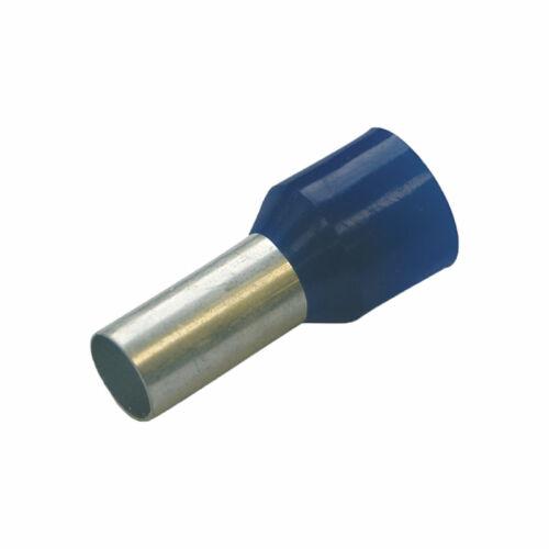 HAUPA Szigetelt érvéghüvely 2,5mm x 8mm 100 db