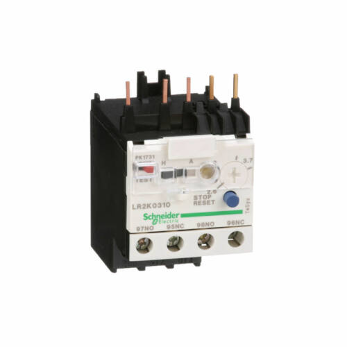 Schneider Electric Termikus túlterhelés-relé 2,6-3,7 A (hőkioldó)