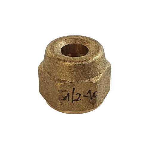 """CASTEL Hollandi anya 12 mm 1/2""""  (Hollander)"""