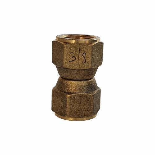 """CASTEL Hollandi anya kettős 10mm 3/8"""" (Hollander)"""