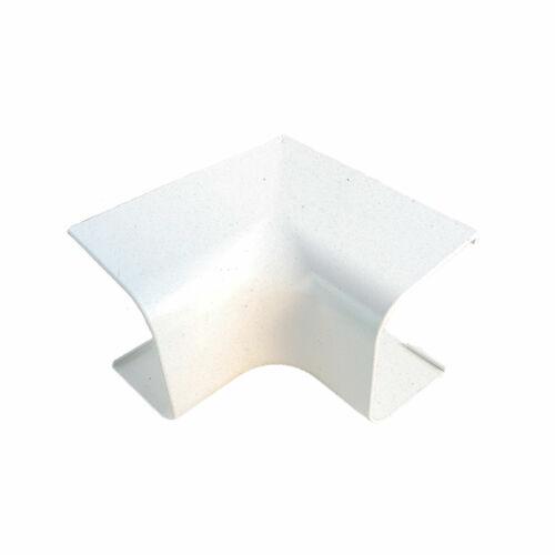 DEKOR Kábelcsatorna belső sarokelem idom 90 mm x 65 mm