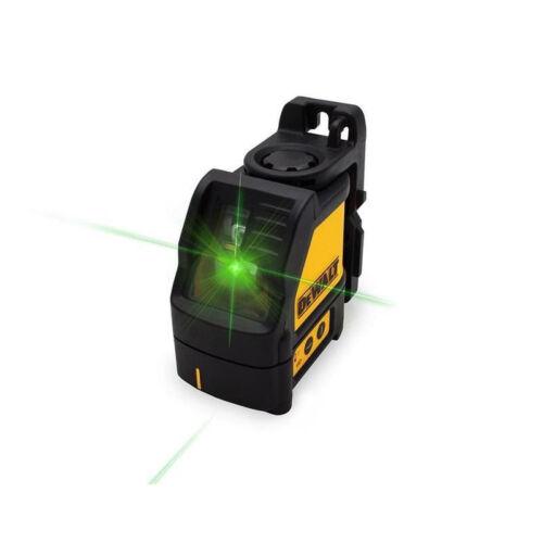 DeWALT Zöld keresztlézer (méréstechnikai)