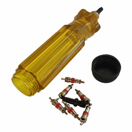 REFCO A-320000 Tűszelep kiszerelő - kiszedő készlet