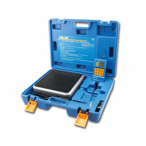 VALUE VES100-A Digitális mérleg (100kg/5g)