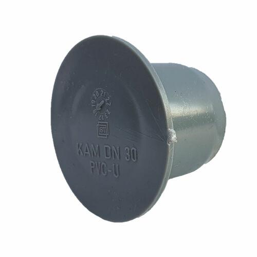 PVC Tokelzáró dugó 32 mm