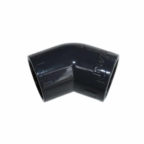 PLIMAT Kondenzvízcső könyök 25mm 45° PVC-U