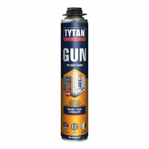 Tytan purhab - Tytan ragasztóhab - Gun pisztolyhab, négy évszakos