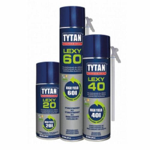 Tytan purhab Lexy 20 o2 - 300 ml