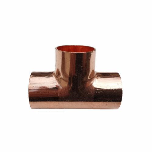 Rézcső T idom 28-28-28mm (EGÁL)