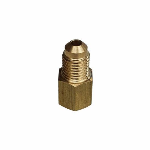 """CASTEL Menetátalakító U3-4A 1/4""""x1/8"""" mérőóra-tömlő közé"""