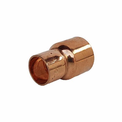 Rézcső idom szűkítő KB 28-15mm
