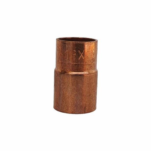 Rézcső idom szűkítő KB 18-15mm