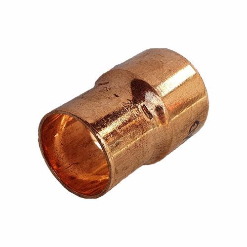 Rézcső idom szűkítő KB 28-22mm