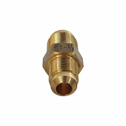"""CASTEL Egyenes Csatlakozó 12/10mm UR2-86 KK (1/2""""x3/8"""")"""
