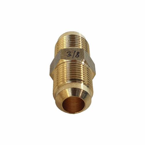 """CASTEL Egyenes Csatlakozó 10mm U2-6 KK (3/8""""x3/8"""")"""
