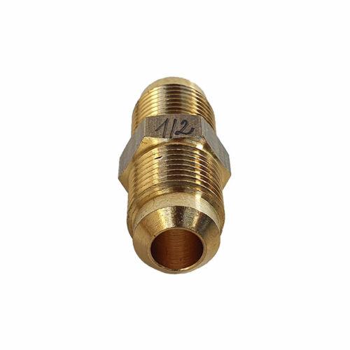 """CASTEL Egyenes Csatlakozó 12mm U2-8 KK (1/2""""x1/2"""")"""