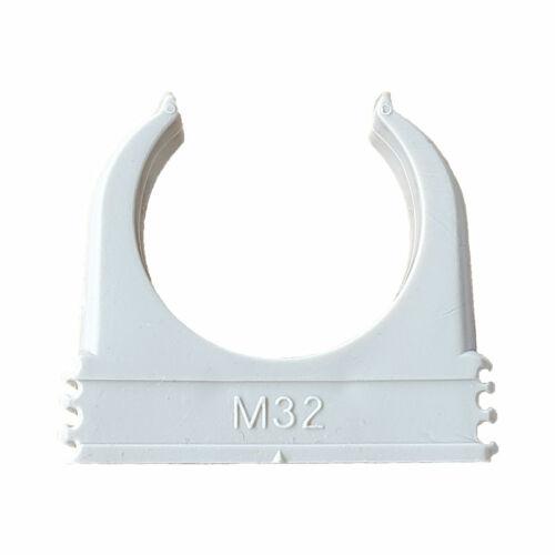 OBO Quick rögzítőbilincs, műanyag bilincs M32
