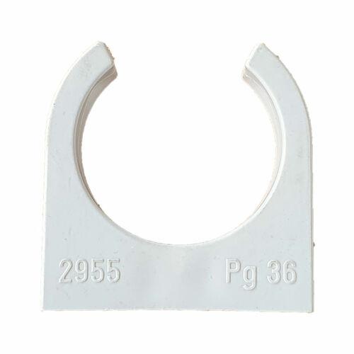 Rögzítőbilincs, műanyag bilincs M36