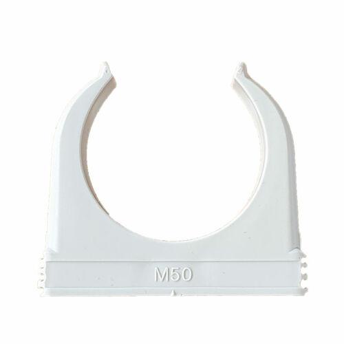 OBO Quick rögzítőbilincs, műanyag bilincs M50