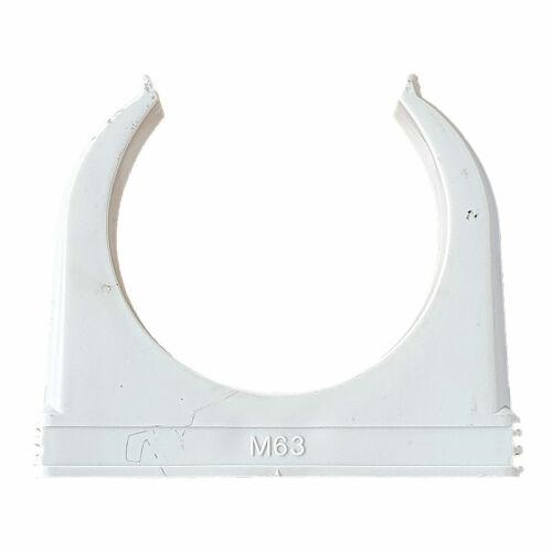 OBO Quick rögzítőbilincs, műanyag bilincs M63