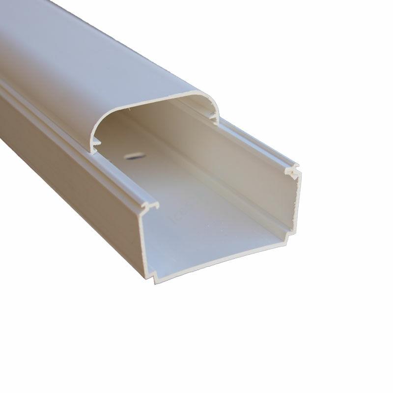 DEKOR Kábelcsatorna 65x50 mm x 2 méter