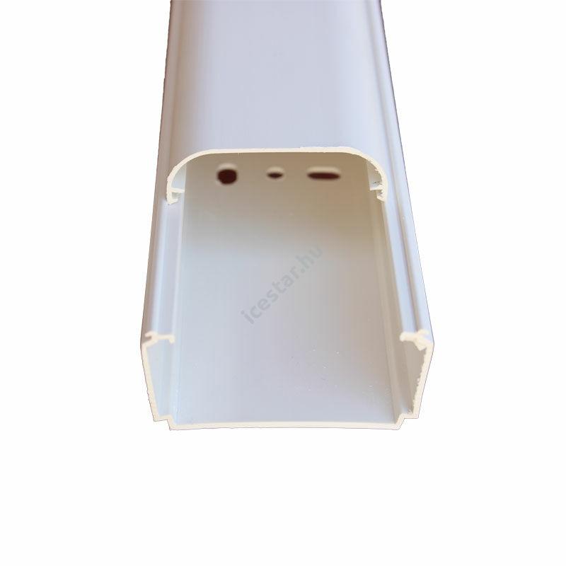 DEKOR Kábelcsatorna 90x65 mm x 2 méter 1