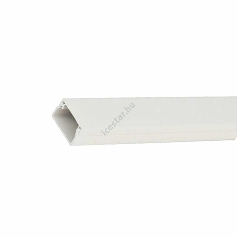 Műanyagcsatorna (kábelcsatorna) 32x50 mm x 2 méter