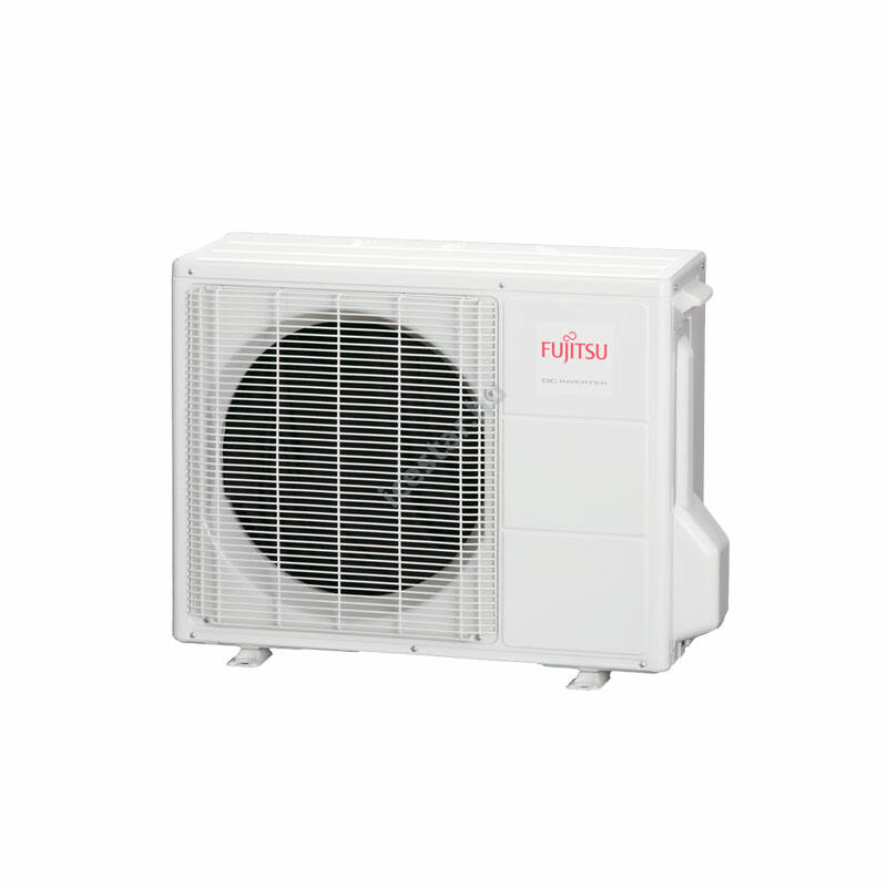 Fujitsu STANDARD oldalfali inverteres split klíma 8 kW - nagy helyiségekbe2