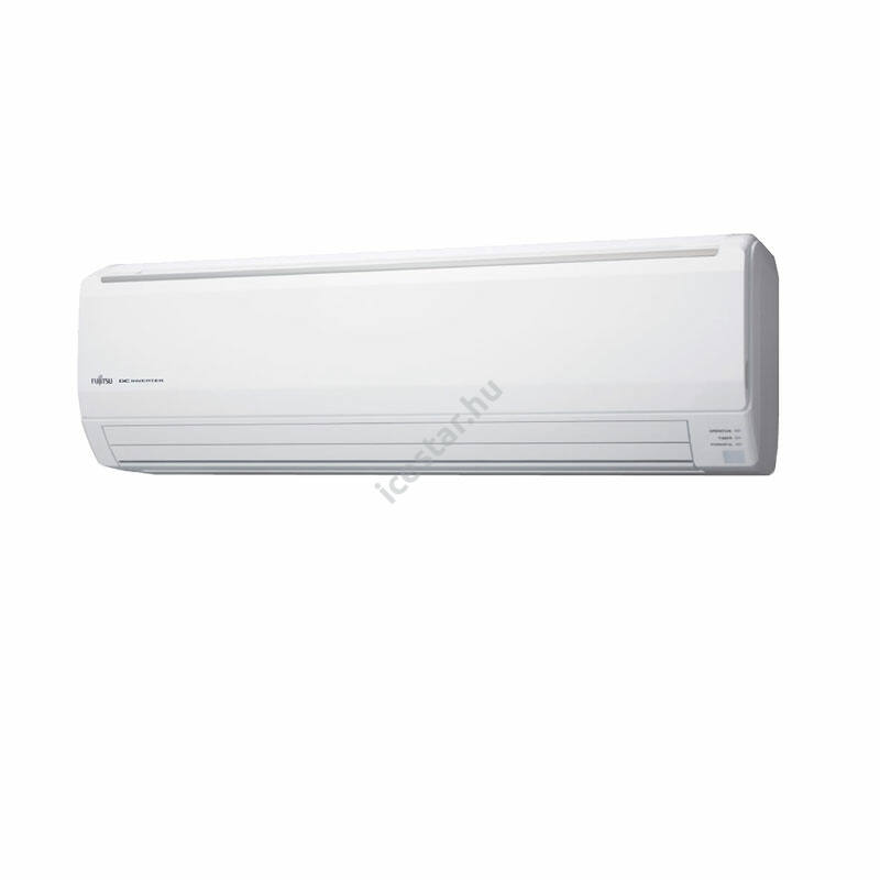 Fujitsu STANDARD oldalfali inverteres split klíma 8 kW - nagy helyiségekbe1