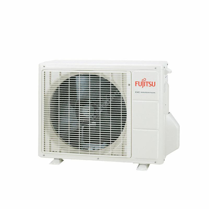 Fujitsu STANDARD oldalfali inverteres split klíma 8 kW - szerver helyiségekbe3
