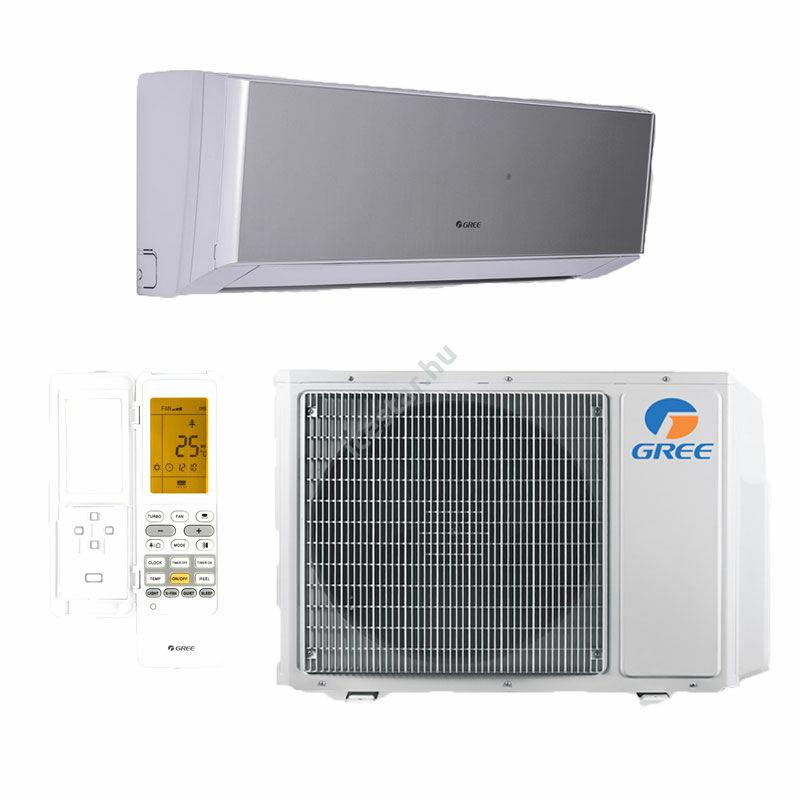 Gree Amber Grey klíma - inverteres WIFI mono split 3,5 kW