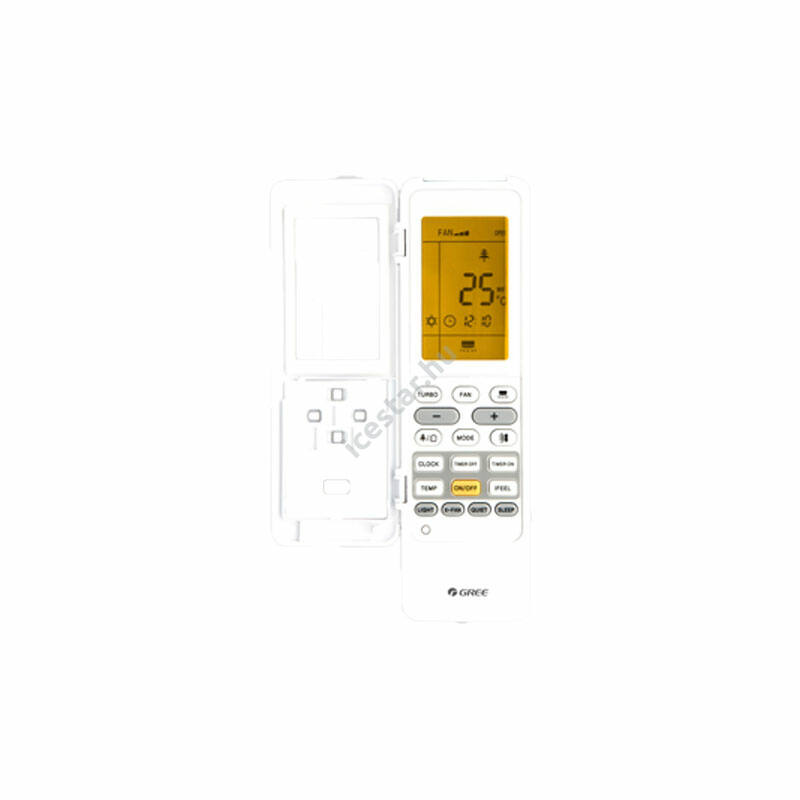Gree Amber Grey klíma - inverteres WIFI mono split 3,5 kW2