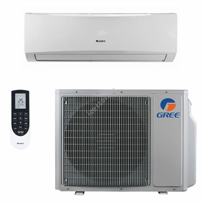 Gree Lomo Plusz klíma, inverteres mono split, wifi, 2,6kW