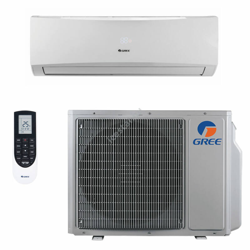 Gree Lomo Plusz klíma, inverteres mono split, wifi, 3,2 kW